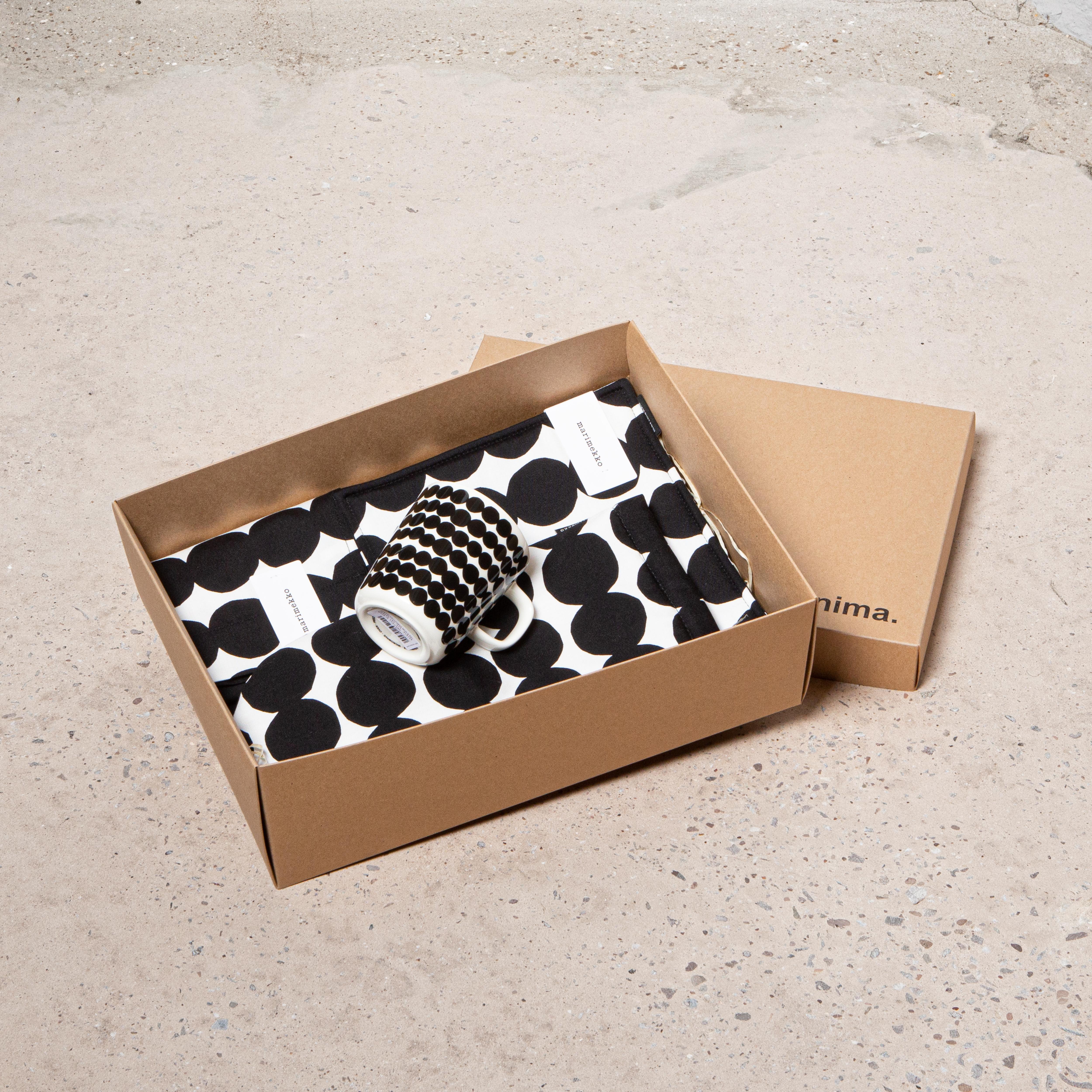 Minima Hamper 75 Chef Box contemporary designer homeware
