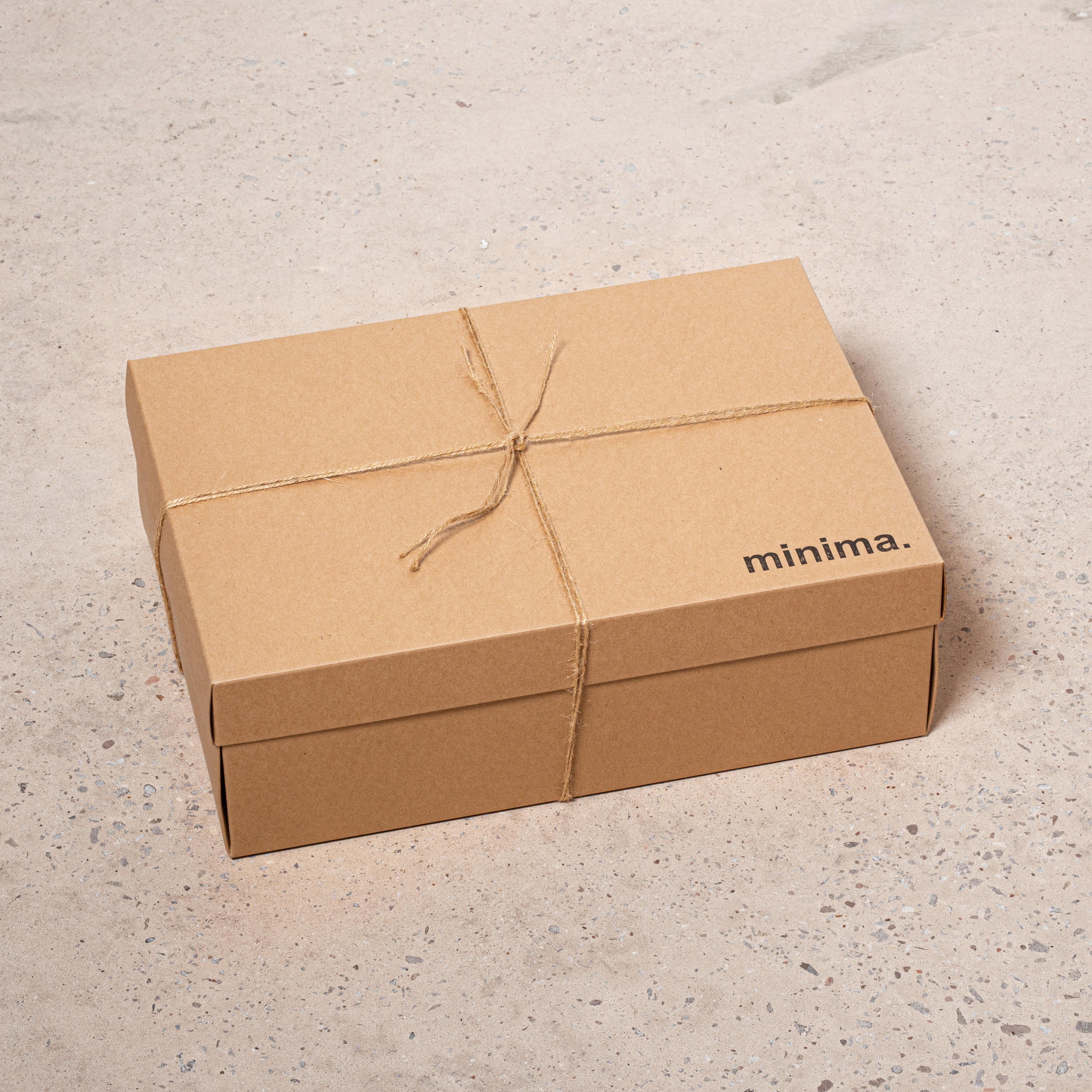 Minima Hampers Box Contemporary Designer Homeware