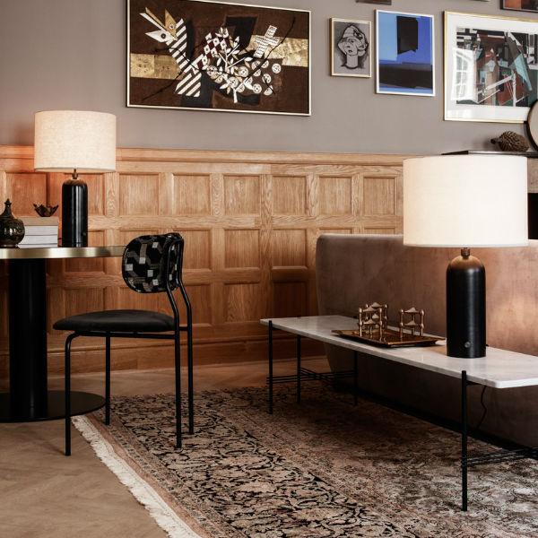Gubi Gravity Table Lamp lifestyle 2 contemporary designer lighting