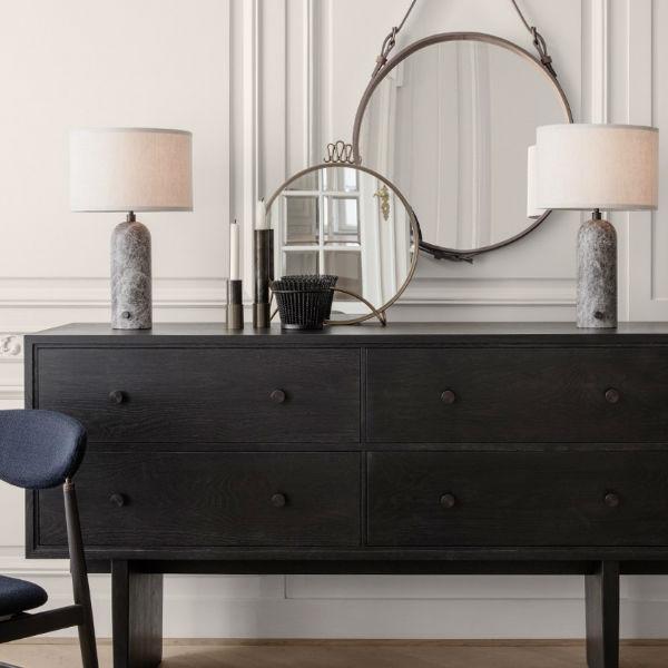 Gubi Gravity Table Lamp lifestyle 3 contemporary designer lighting