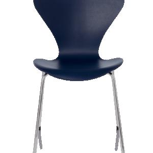 Fritz Hansen Series 7 chair Ai Blue