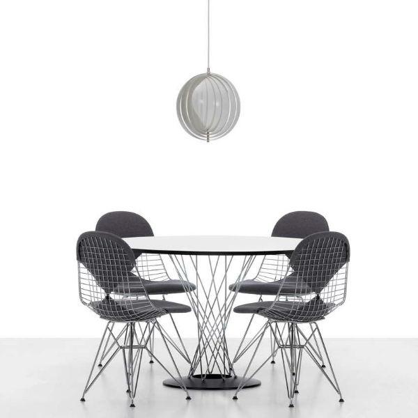 Vitra Noguchi Dining Table Lifestyle3 contemporary designer furniture