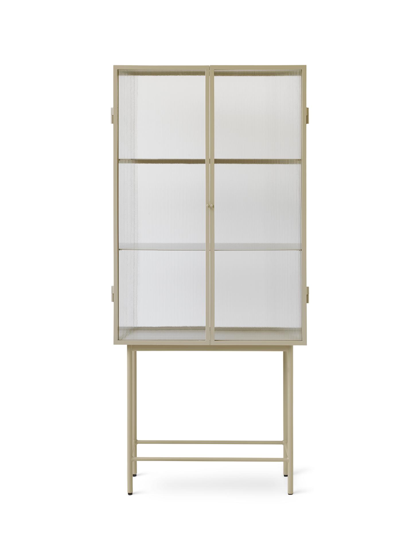 Haze Vitrine Cashmere ferm living contemporary design furniture