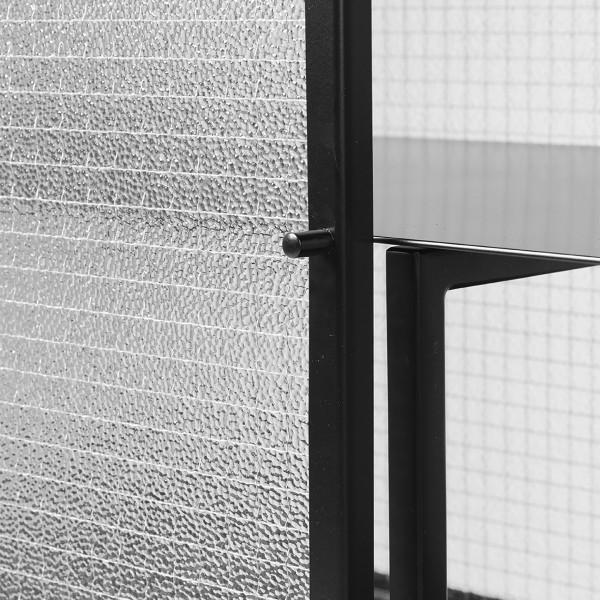 Haze sideboard black ferm living contemporary designer furniture