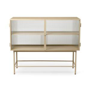 Ferm Living Haze sideboard cashmere ferm living contemporary designer furniture
