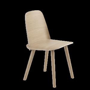 Nerd Chair Oak contemporary designer furniture