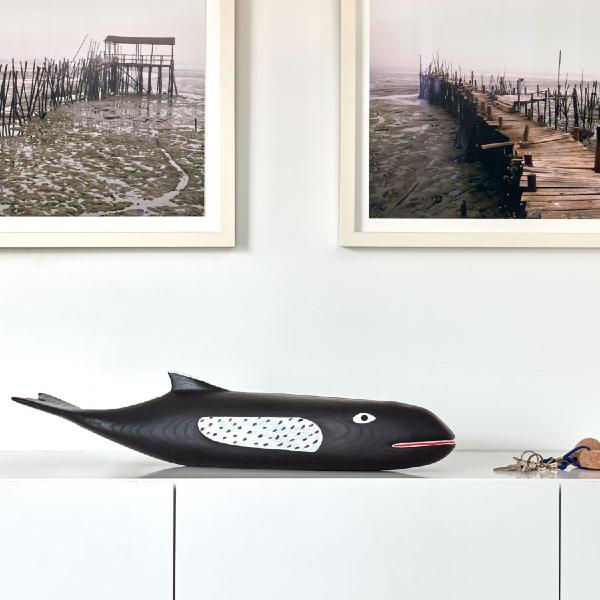 Vitra Eames house Whale Detail