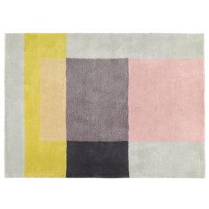 Hay colour carpet no5 rug
