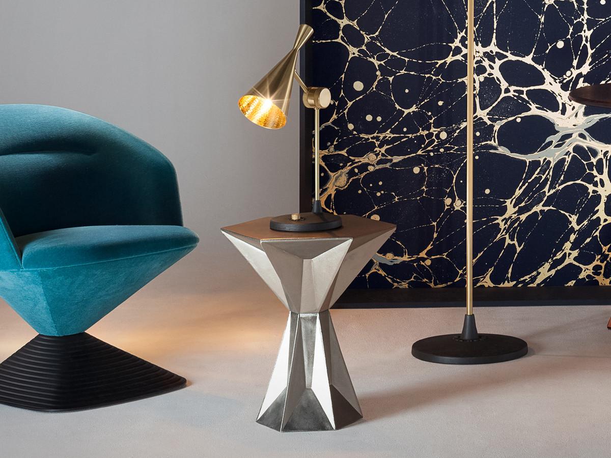Tom Dixon Beat-Table-Lamp-Brass-Lifestyle