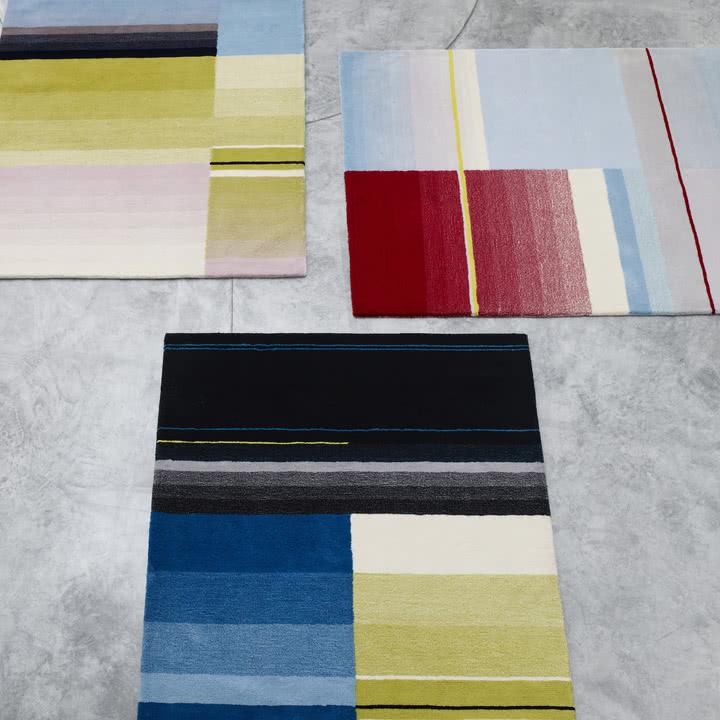 hay colour carpet rug lifestyle