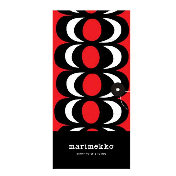 marimekko sticky notes