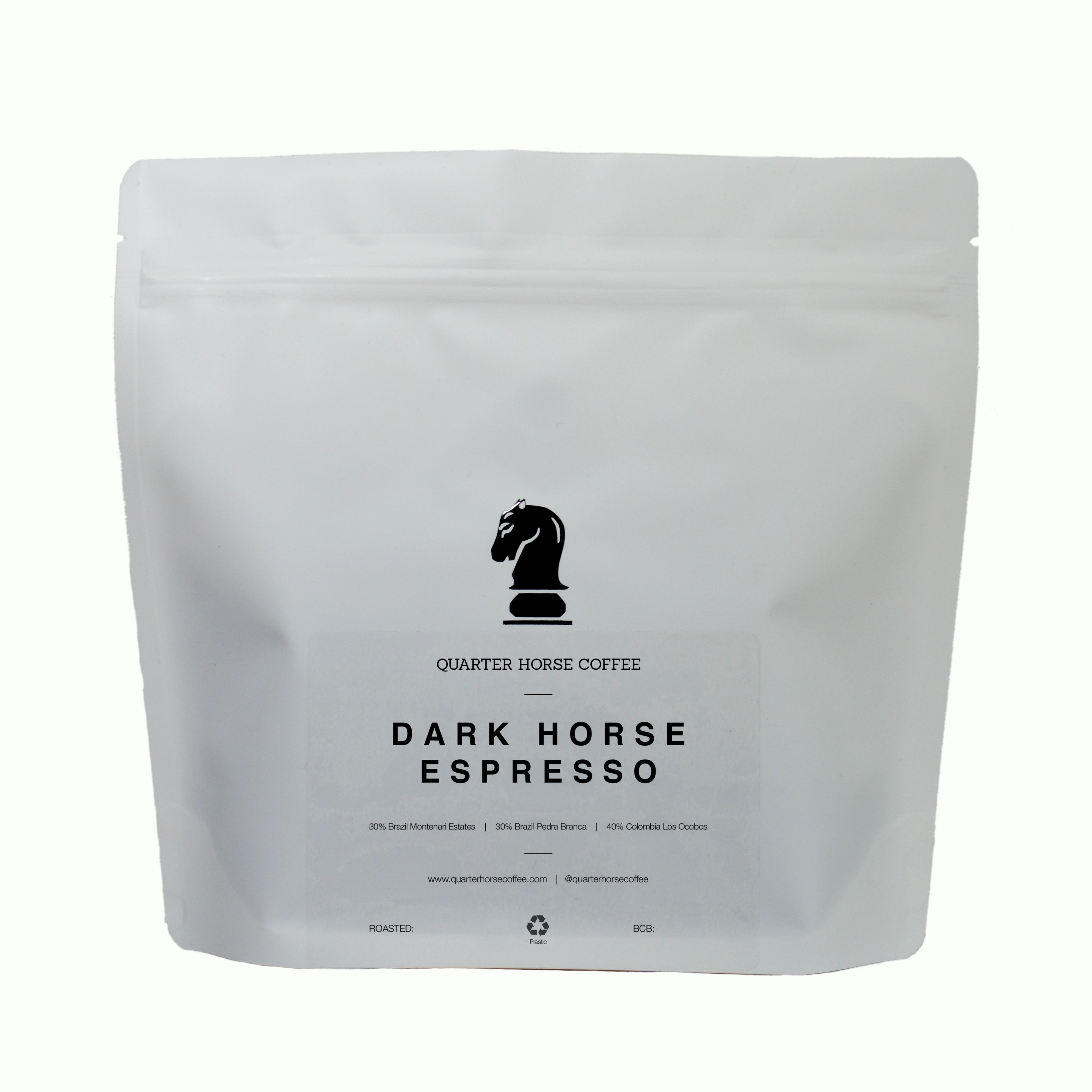 Quarter Horse Espresso Coffee Beans