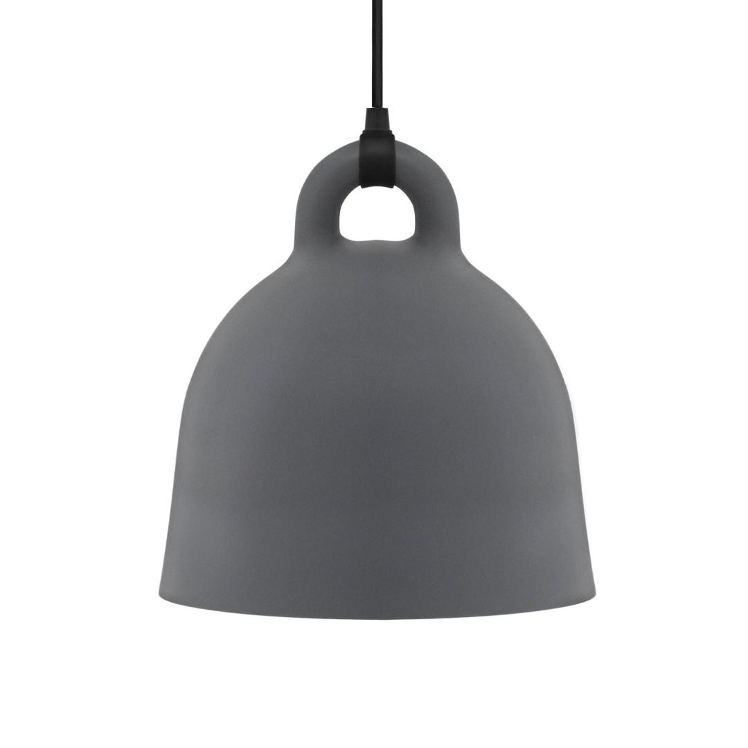 Normann Copenhagen Bell Pendant Light - Grey