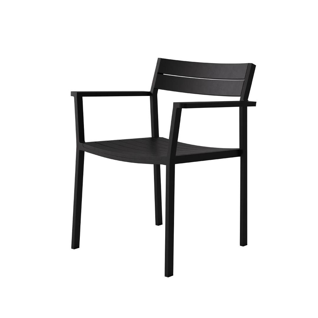 Case Eos Armchair Black Case Furniture Contemporary Designer