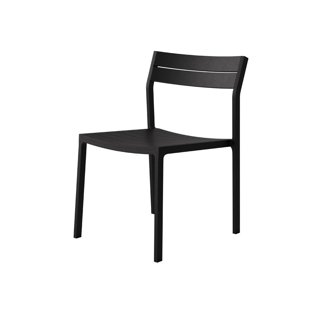 Case Furniture Eos Sidechair Black Case Furniture Contemporary Design