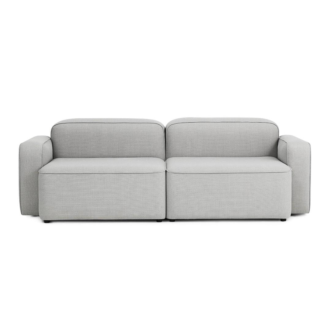 Rope sofa 2 seater Normann Copenhagen Furniture Contemporary designer