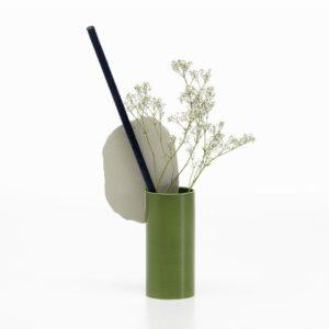 Decoupage Vase - Barre Vitra contemporary designer homeware