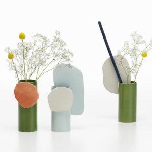 Vitra Découpage Vase