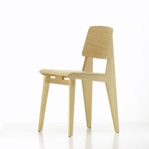 Chaise Tout bois Chair vitra furniture contemporary designer