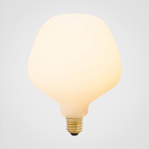 Enno porcelain white led bulb lighting contemporary designer