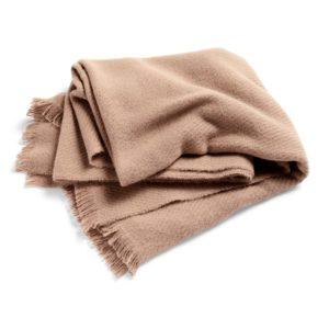 Milk Tea HAY Mono Blanket packshot