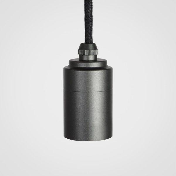 Tala graphite pendant light lighting contemporary designer