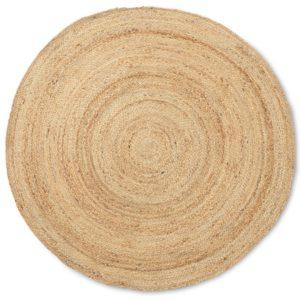 natural jute rug ferm living large homeware contemporary design