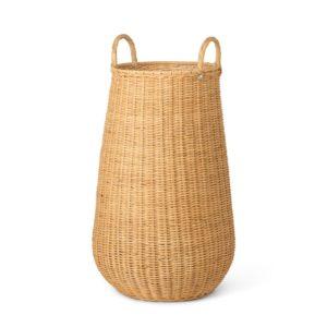 braided laundry basket ferm living contemporary design homeware