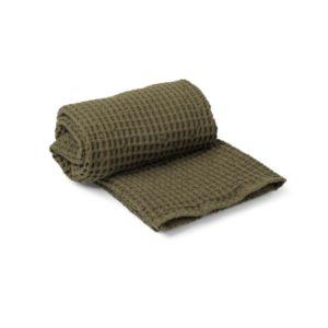 Olive organic bath towel ferm living contemporary design homeware