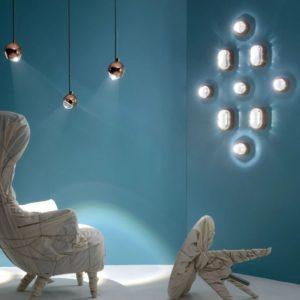 Spot Wall Light obround tom dixon lighting contemporary designer