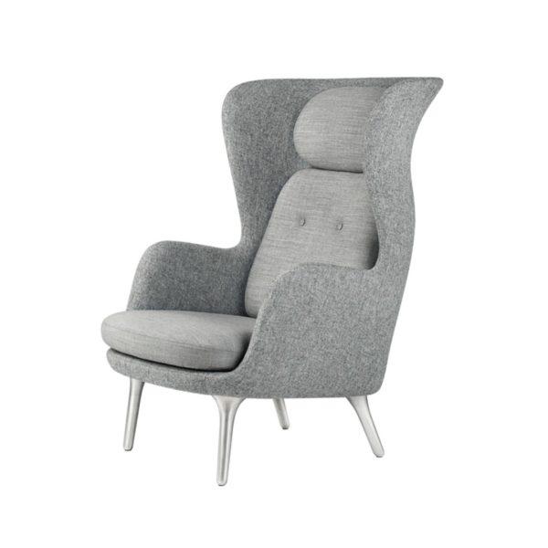 RO RO Chair Fritz Hansen furniture contemporary designer
