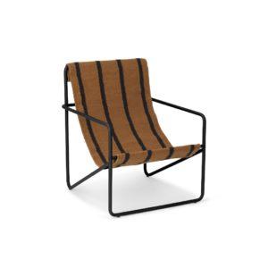 stripe kids desert chair black contemporary designer furniture kids