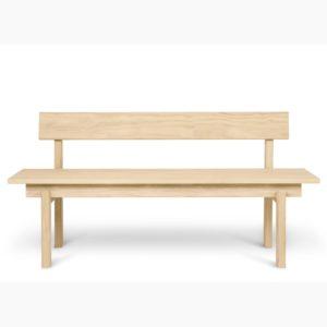 Peka Bench Ferm Living contemporary design furniture outdoor