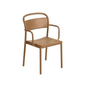 Muuto Linear Arm Chair outdoor furniture contemporary designer furniture