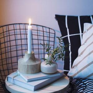Marimekko tiiliskivi cushion lifestyle 2
