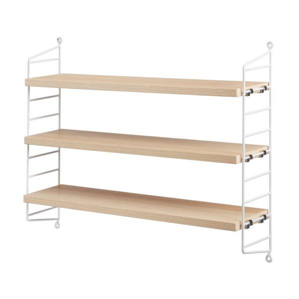String Pocket Shelving contemporary designer furniture