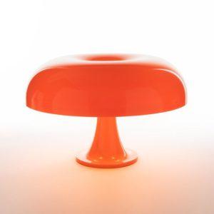 Artemide Nesso Table Lamp Orange