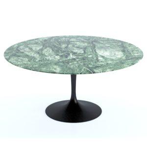 Tulip Table 152 cm Eero Saarinen Knoll contemporary designer furniture