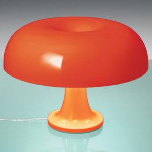Artemide Nessino table lamp orange