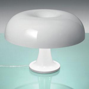 Artemide Nessino table lamp white
