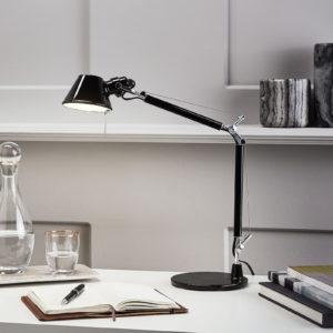 artemide tolomeo micro lamp