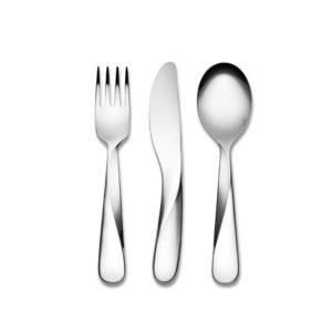 Alessi Giro Kids Cutlery Set