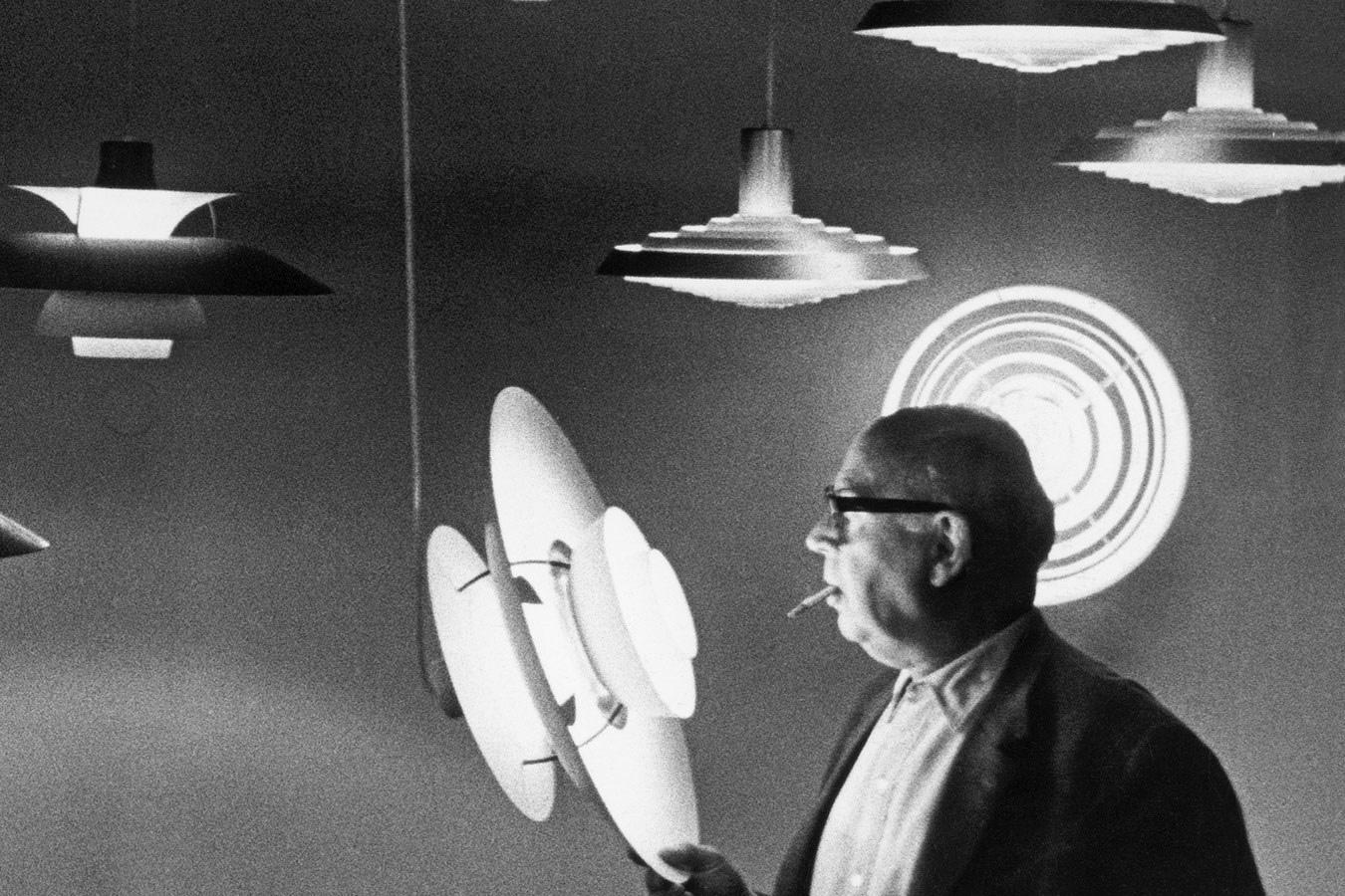 Poul Henningsen, architect of lighting.